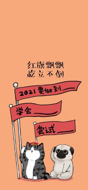 2021新目标