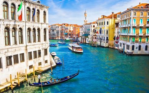 威尼斯,运河