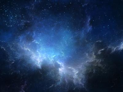 星星,空间,星云