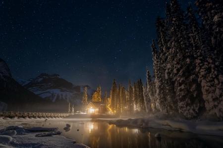 加拿大,翡翠湖