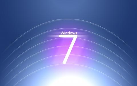 Windows 7,标识7