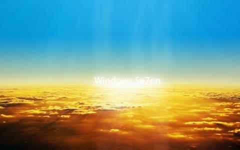 技术,窗口,天空,光线