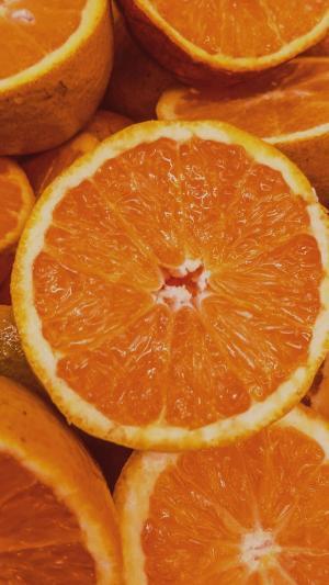 诱人的香橙