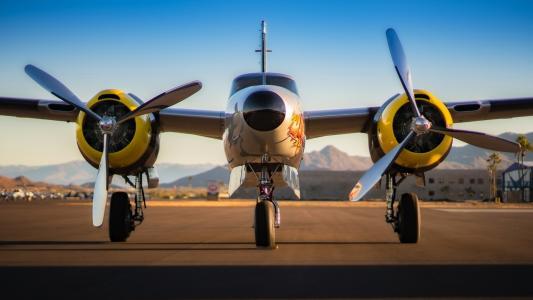 道格拉斯A-26侵略者,轰炸机,飞机