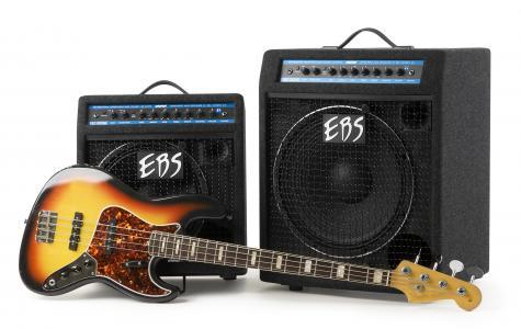 EBS,弦乐,踏板,吉他,低音吉他