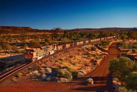 火车,火车,澳大利亚