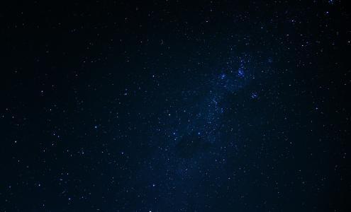 星星,星座,空间
