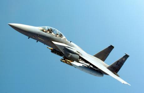 我们的军队,飞机,F-15
