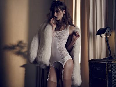 丝袜,女性,白色内衣,内衣,模特,内衣,丝袜,模特,白色女内衣,女性