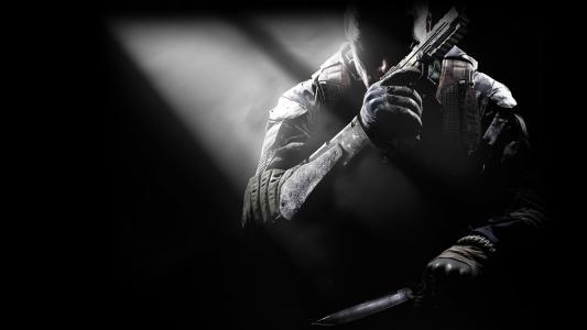 使命召唤,手枪,treyarch,刀,活动,鳕鱼,黑色操作2