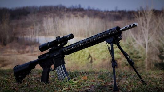 美国M16军事装备
