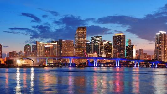 美国,佛罗里达州,桥梁