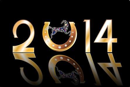 新的一年,2014年
