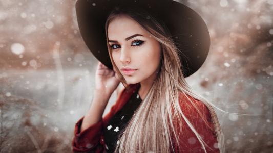 伊万戈罗霍夫,摄影师,女孩,黑发,模型,看看