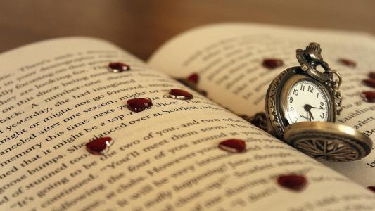 宏,页面,箭头,心,时钟,文本,心