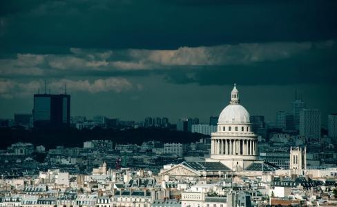 巴黎,法国,建筑,法国,建筑,国家,巴黎,城市