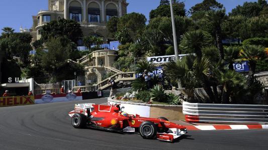 大奖赛,monacogp,法拉利,马萨,F1,felipe,monaco2010
