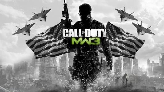 壁纸,3,责任,战争,现代,电话,游戏