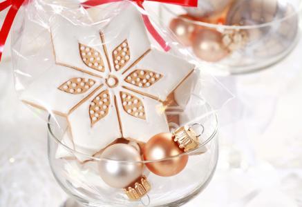 礼品,球,星号,玩具,饼干,明星