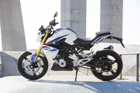 摩托车,宝马,G 310 R,2018年
