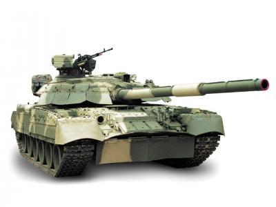 乌克兰的装甲,T-64BM Bulat,主战坦克