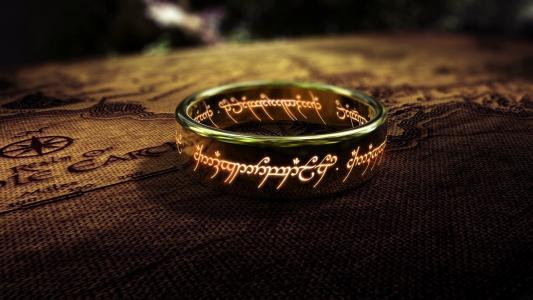戒指之王,万能之戒,指环王