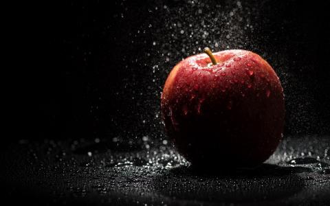 苹果,滴,滴