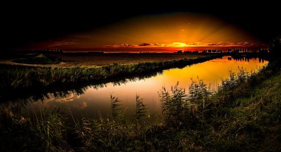 自然,景观,Zarevo