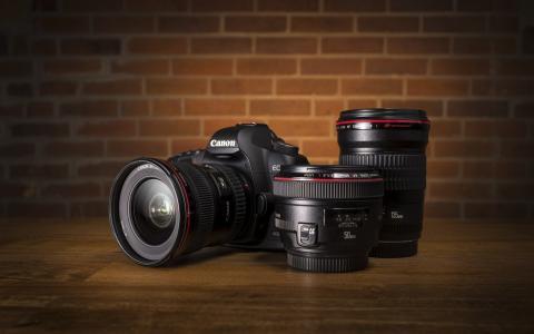 镜头,佳能eos 5d mark ii,相机
