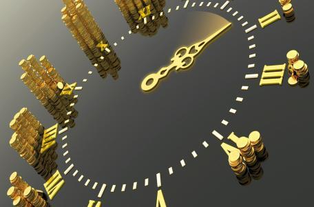 黄金,手表,金钱
