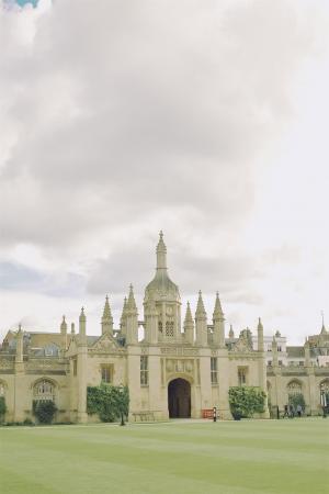 哥特式剑桥大学