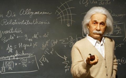 爱因斯坦,爱因斯坦,科学家