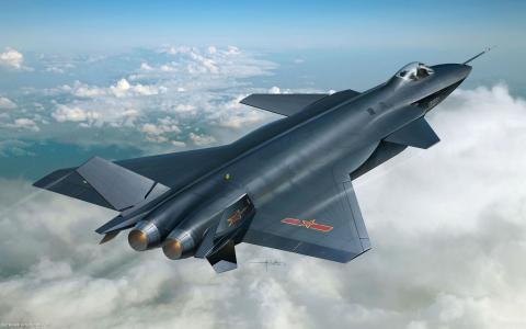 战斗机,中国,飞机,歼20,航空,飞机