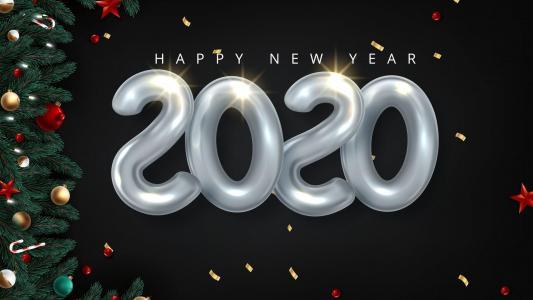 2020年,新的一年,新的开始