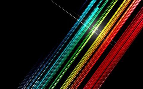线条,高光,条纹,颜色