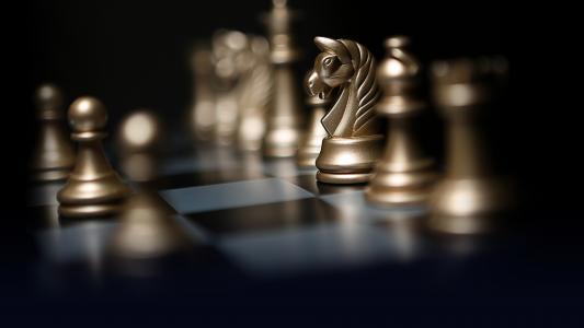 象棋,数字,宏