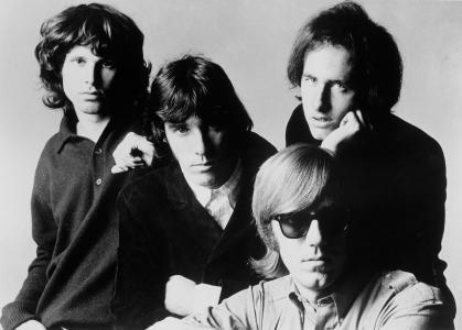 摇滚,莫里森,吉姆·莫里森,门