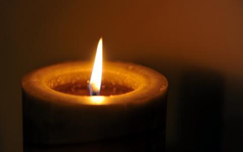 背景,蜡烛,宏