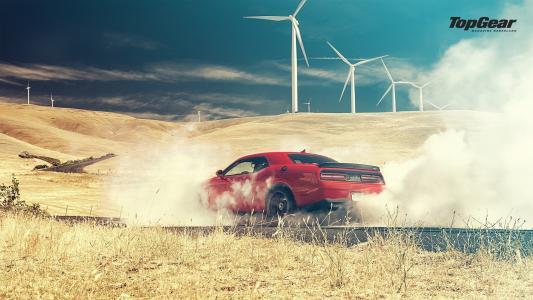 Top Gear,超级跑车,道奇