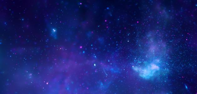 星星,银河系,空间