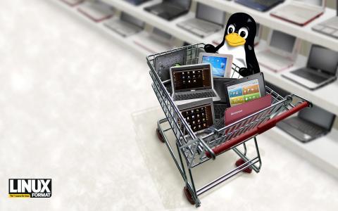Linux,数字礼物