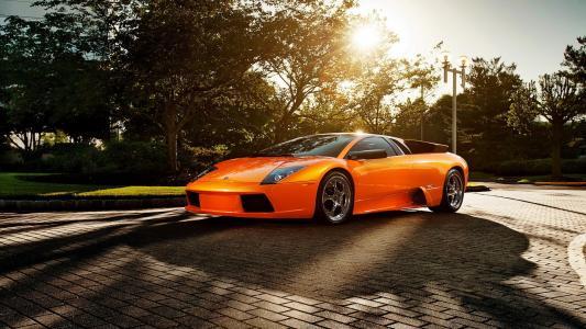 兰博,橙色