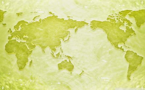 海,地图,大洲,星球,地球,杂项,绿色