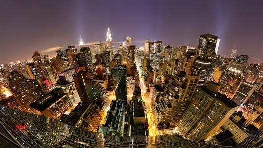 千年,纽约,曼哈顿,酒店,曼哈顿,纽约