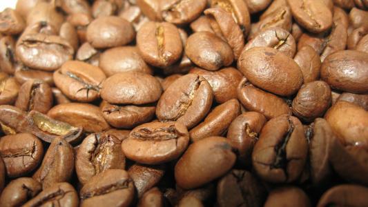 咖啡,五谷