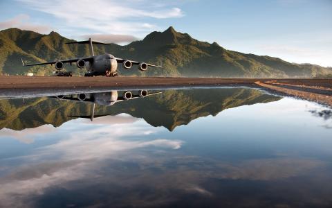 飞机,C-17地球大师,航空