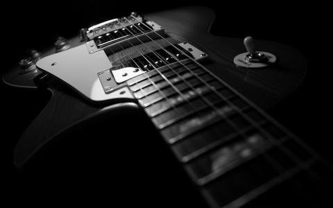 吉他,弦乐,乐器,音乐,电子