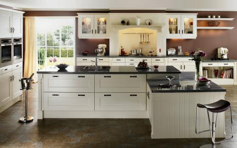 房子,设计,厨房,室内,房间,别墅,风格