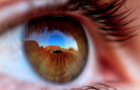 澳大利亚,ayers-rock,眼睛,乌鲁鲁