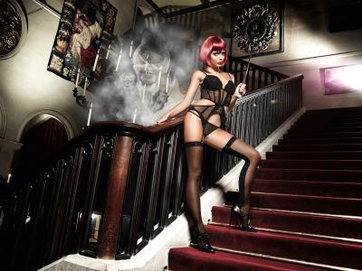 loren ridilh,性感,演员,女孩,性感,腿,图,模型,阶梯,身体,美女,烟,丝袜,lauren骑术